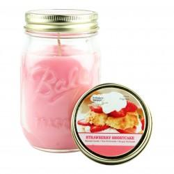 Sojowa świeca zapachowa -...