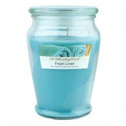 Sojowa świeca zapachowa...